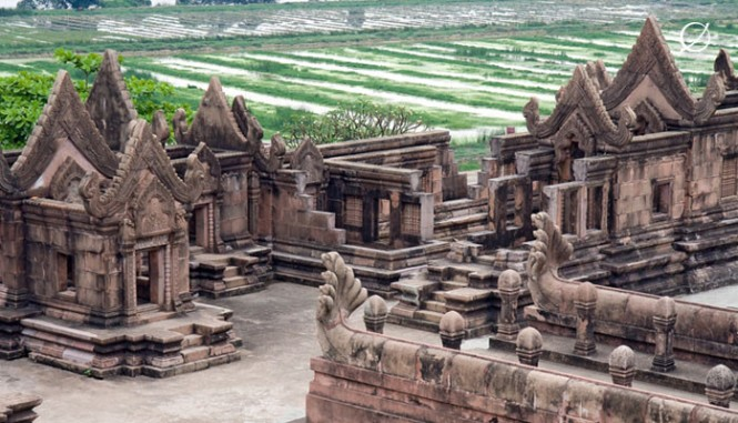 13. Tensions on the Thai-Cambodia border, focused around ancient temples flare up between 2008 and 2012.